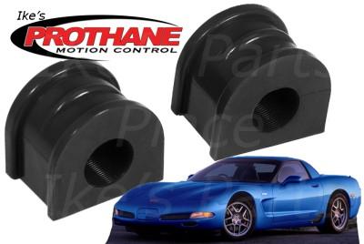 Prothane 7-1189 Rear 23mm Sway Bar Bushing Insert Kit for 97-06 Corvette C-5