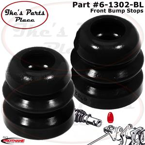 Prothane 6-1302 Red Front Strut Bump Stop Kit
