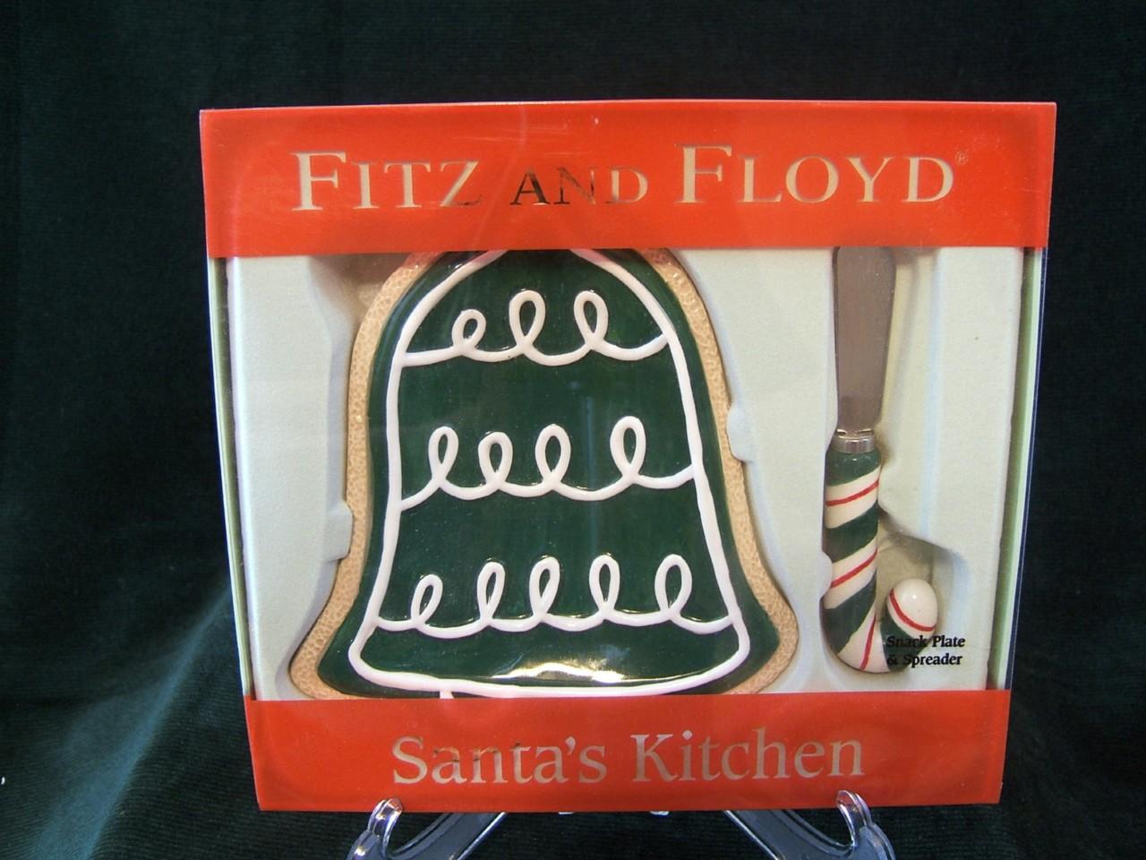 Fitz And Floyd Santa S Kitchen
