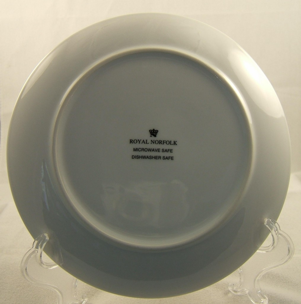 7.75\  Diameter & ROYAL NORFOLK - TOY SHOP X-Stitch - CHRISTMAS PLATE   eBay