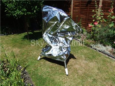 Refractor Protective Cover for Solar Scope Reflector /& SCT Telescope 150 x 180