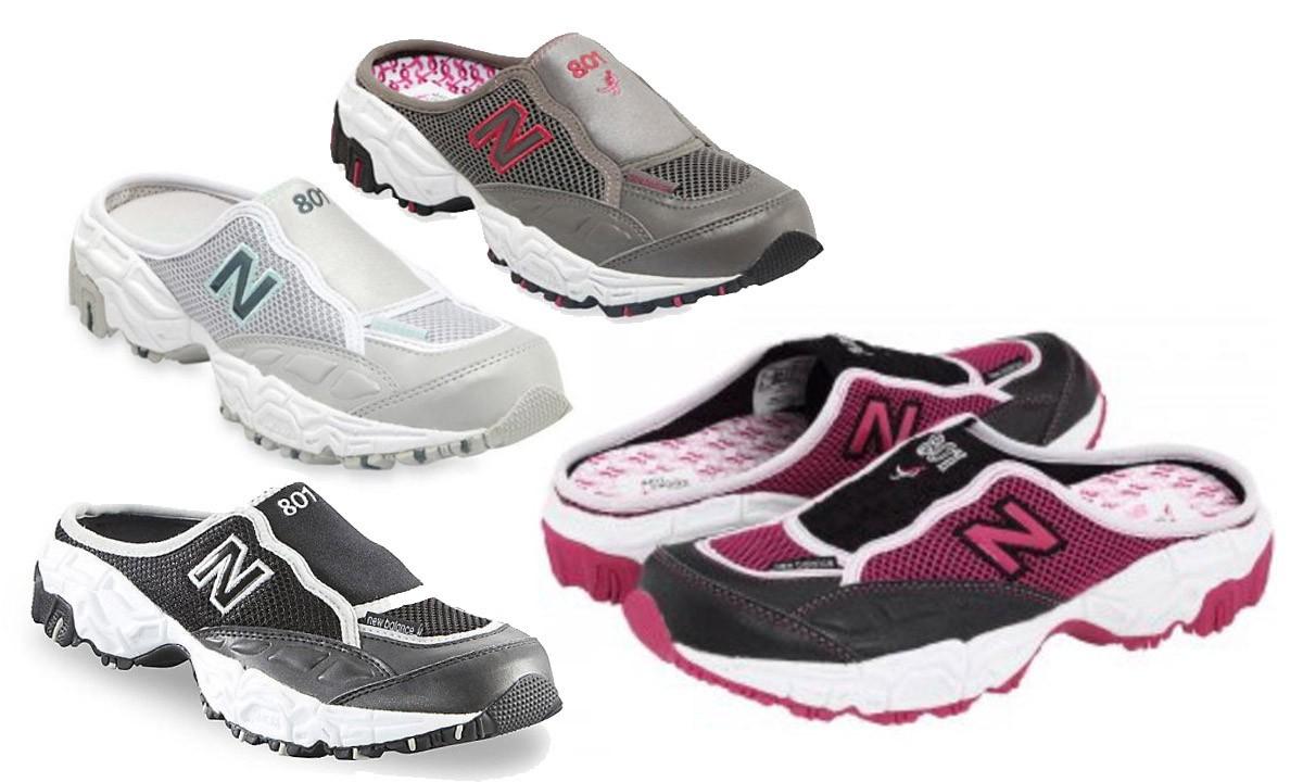 Wide Tennis Shoe Slip Ons