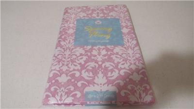 Vinyl Tablecloth Flannel Back Floral Graphic Design 5