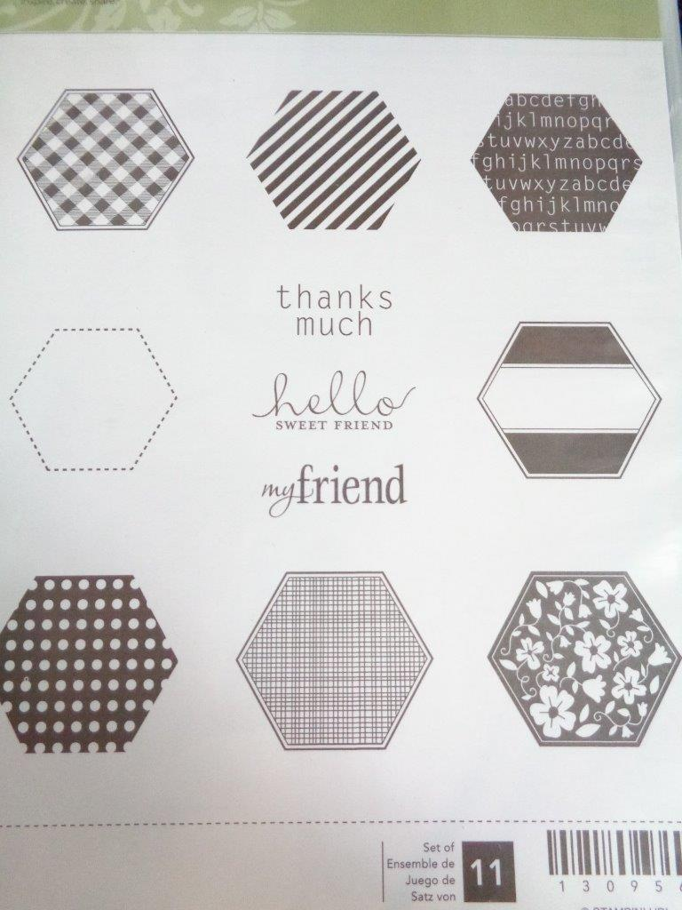 Stampin/' Up Rubber Stamp Sets Scrapbooking Cards Acrylic You Pick the Set