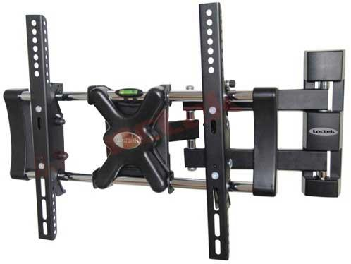 """Articulating 32 42"""" Wall Mount Bracket LED LCD Plasma TV Tilt Swivel 32 37 40 42"""
