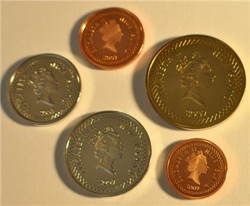 The Beauty of Niue 2009 Niue 5 Coin Set