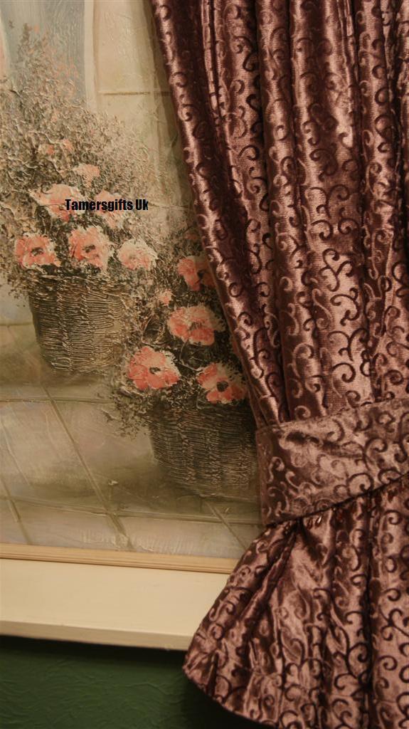 Beaded Curtain Tie Backs