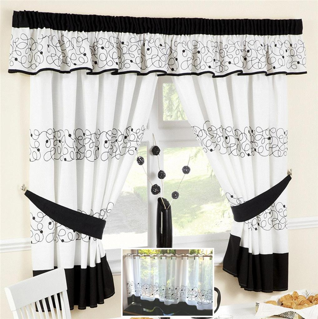 Retro Kitchen Curtains Uk