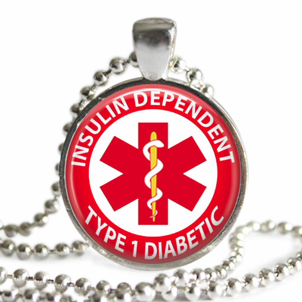 Medical Alert Symbol Type 1 Diabetes