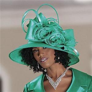 DIY Kentucky Derby Floral Hat - Design Improvised  |Christmas Derby Hats