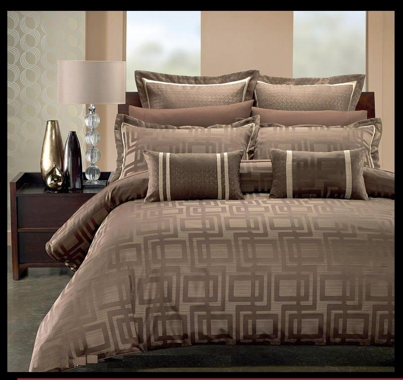 Hotel Collection King Size Quilts: CAL-KING HOTEL COLLECTION 7PC DUVET COVERS, 11 STYLES