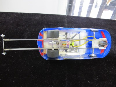 Slot Car Drag Racing 1/24 scale Drag Car RTR Bracket Killer