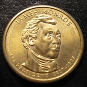 Andrew Jackson 2008D Gold Dollar Type 2 Clad Coin 7th President Denver 377