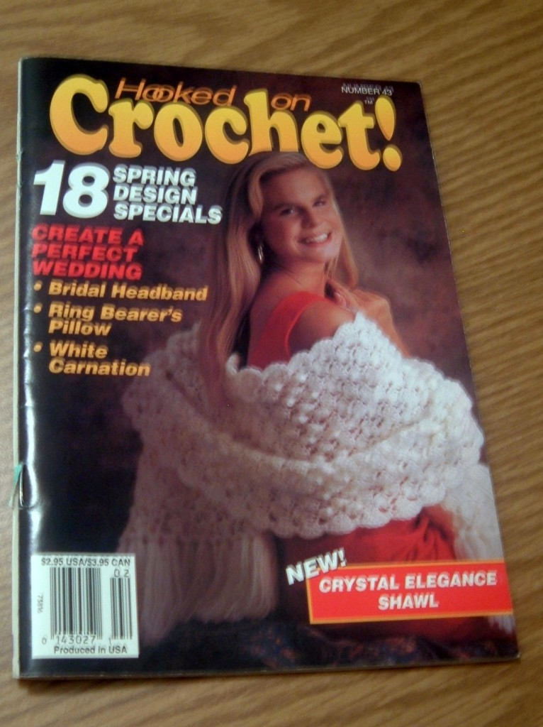 Hooked On Crochet Magazines Back Issues 1993 1998