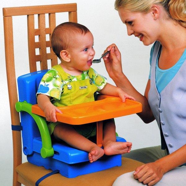 Kids Kit Hi Seat Baby Toddler Folding Travel Feeding