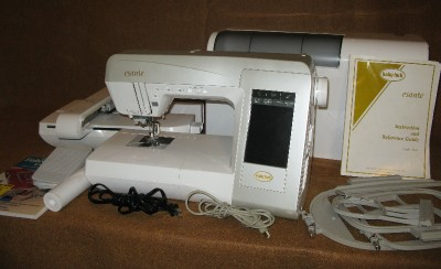 Baby Lock Esante Bln Usb Sewing Amp Embroidery Machine W