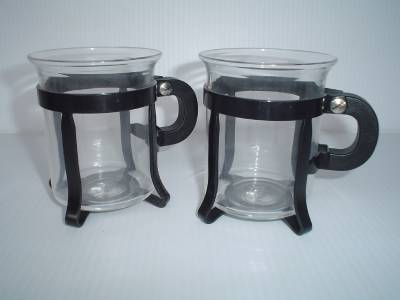 Coffee Maker Java Code : BODUM JAVA COFFEE SET OF 6. FRENCH PRESS COFFEE MAKER, TEA GLASSES, STORAGE JAR eBay