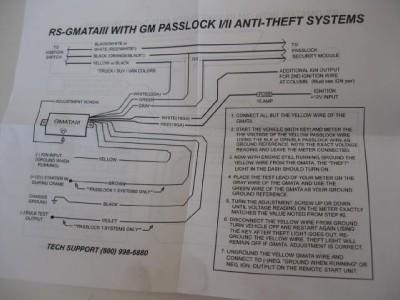 Astonishing New Crimestopper Rs Gmata Iii Gm Anti Theft Adapter Rsgmataiii Vats Wiring Database Pengheclesi4X4Andersnl