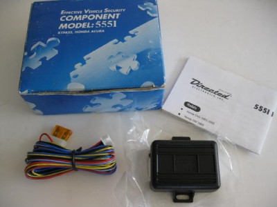 Car Electronics Accessories DEI DIRECTED 555I HONDA ACURA