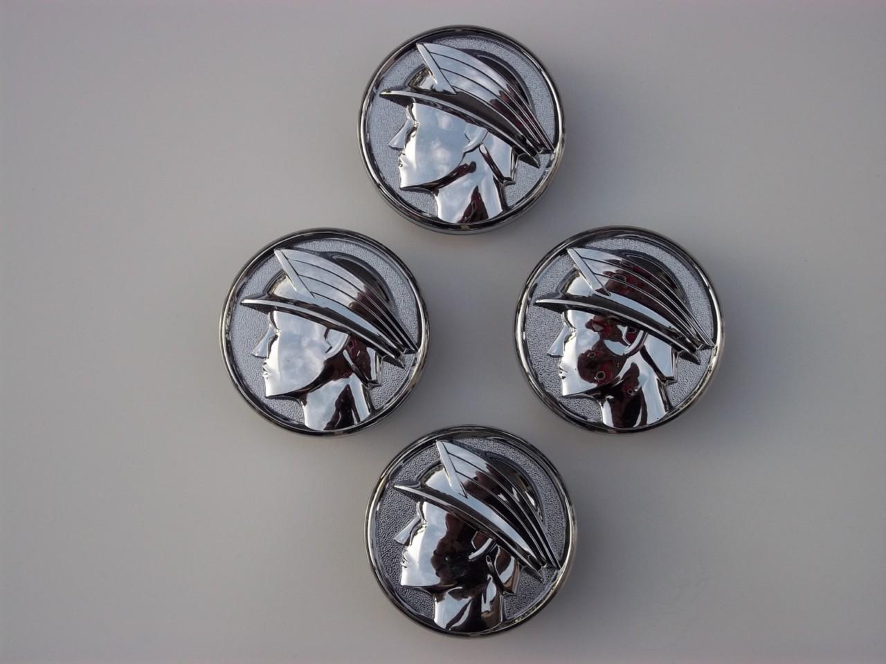 2003 2004 Mercury Marauder Center Caps 4 Piece Set Ebay