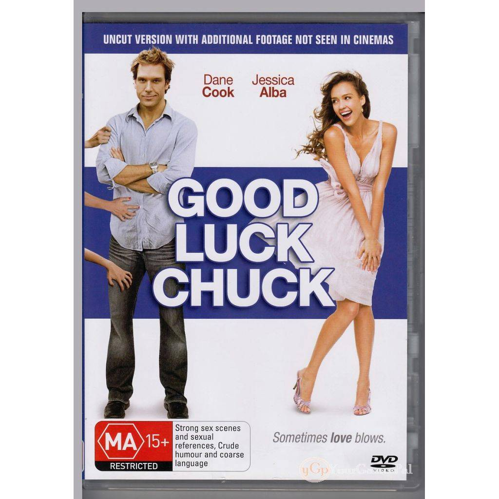 The gallery for --> Good Luck Chuck Cover