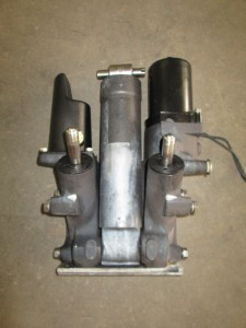 Mercury Optimax Ouboard 135 250hp V6 Tilt Amp Trim Slow No
