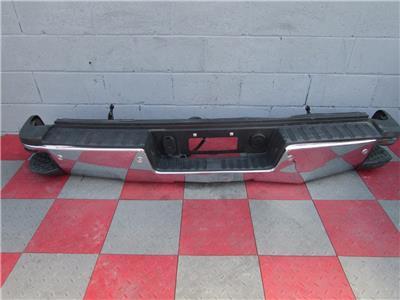 2014-2015 Silverado 1500 2500 3500 Rear Bumper Assembly ...2015 Silverado 3500 Parts