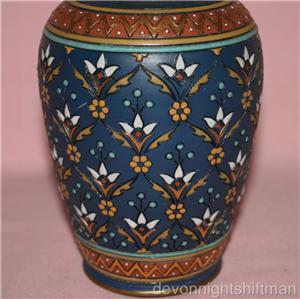 villeroy and boch art nouveau mettlach vase ebay. Black Bedroom Furniture Sets. Home Design Ideas