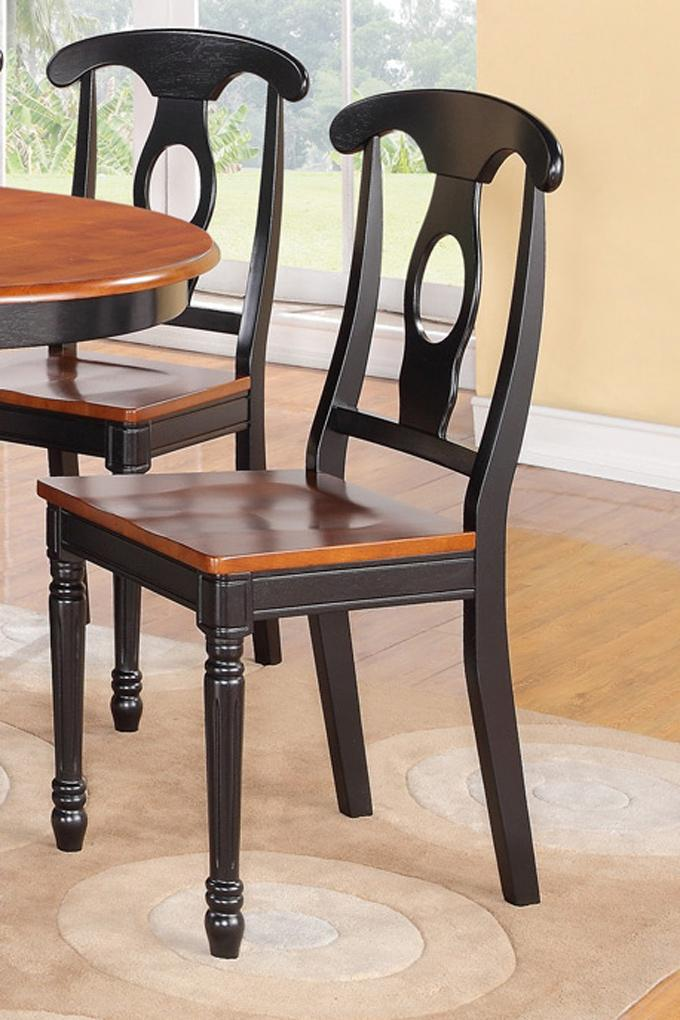 4 Napoleon Dining Kitchen Dinette Wood Or Leather