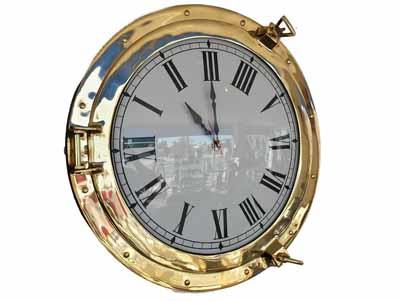 Nautical Clocks, Hourglasses