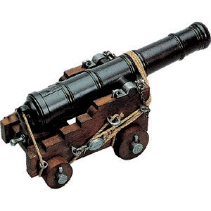 Nautical Model Cannons
