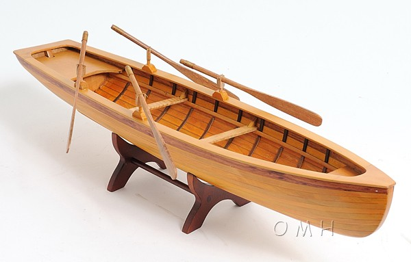 Boston Whitehall Row Boat Wood Model 24 Quot Pulling Boat