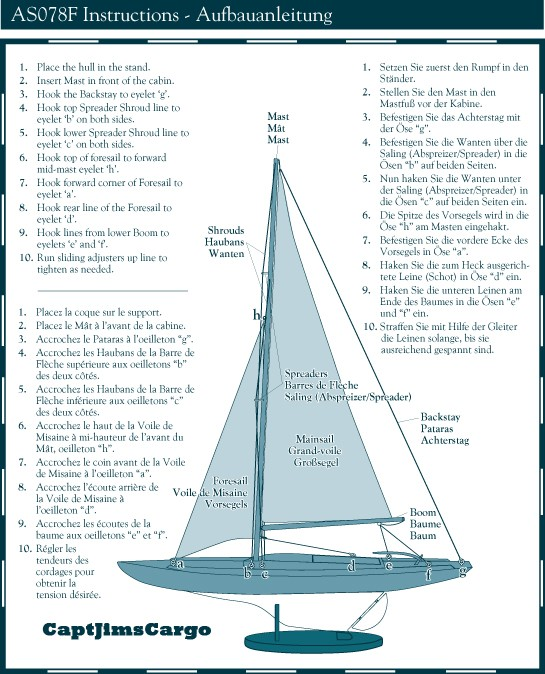 Dragon Olympic Sail Racer Class One Design Sailboat Model ...