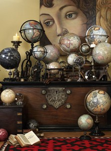 Authentic Models Globe Nautical Furniture Collection