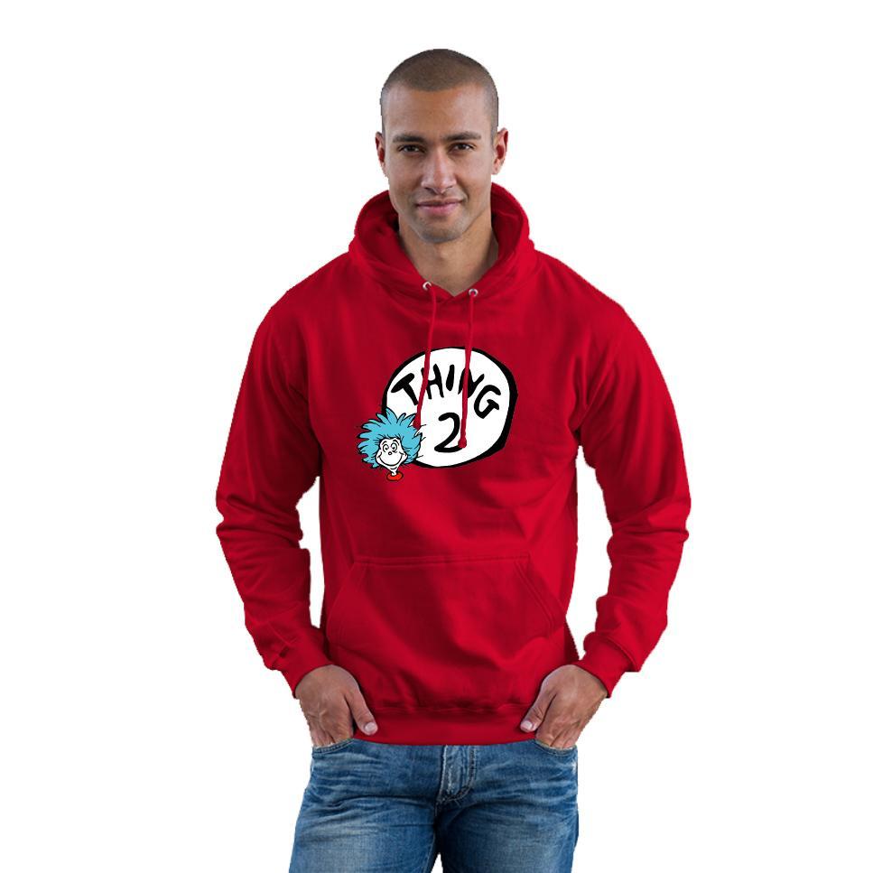 Thing 1 hoodies