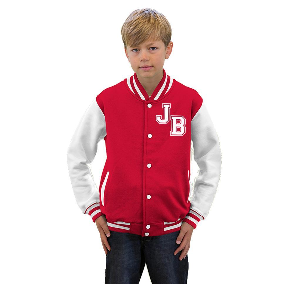 Custom Made Varsity Jackets