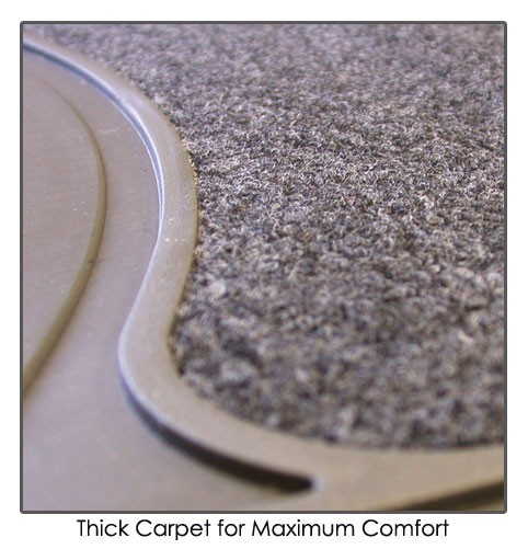 thick car carpet
