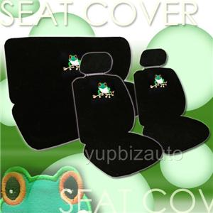 Frog Car seat cover