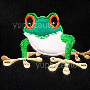 frog design car seat cover