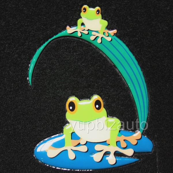 Seat Cover Frog Design
