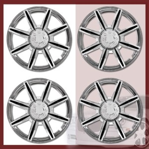 Chrome Rim Wheel Covers