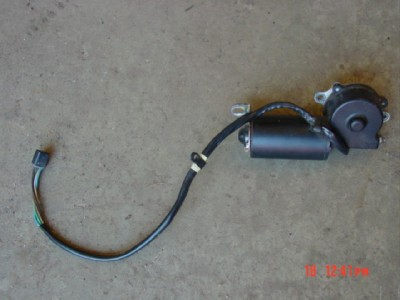 87 95 Jeep Wrangler wiper motor YJ windshield 94 93 92