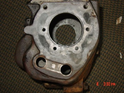 Jeep T18 transmission case CJ 4 speed J10 T 18 7 scout housing parts