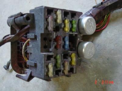 jeep cj under dash wiring harness fuse block cj7 cj5 7 5 8 ... 1984 jeep cj7 fuse box jeep cj7 fuse block wiring