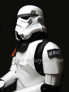 STAR WARS SANDTROOPER STORMTROOPER GOT DROIDS EMPIRE IMPERIAL TD TK TB