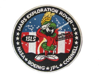 Mars NASA Space Patch - Pics about space