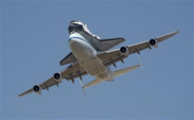 747 space shuttle papercraft - photo #26
