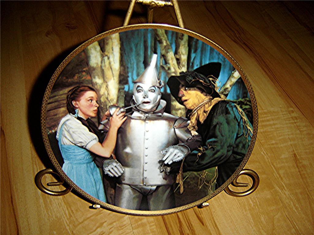the wizard of oz commemorative the tin man speaks hamilton