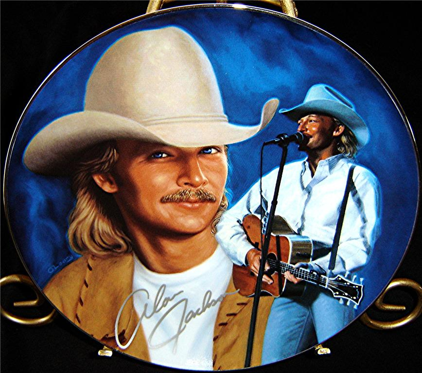 Alan Jackson As Country As Country Gets Country Singer ...