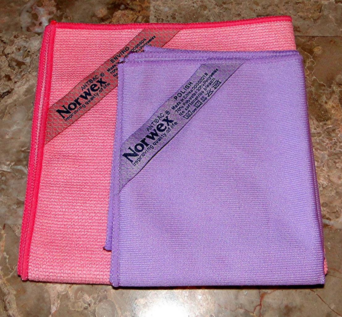 Norwex antibac window cloth microfiber cleaning cloth - Best cloth for cleaning windows ...